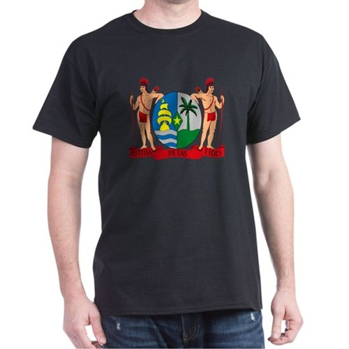 Suriname Coat Of Arms T-Shirt