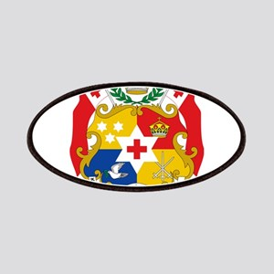Tonga Coat Of Arms Patches