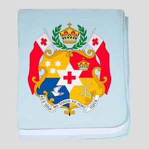 Tonga Coat Of Arms baby blanket