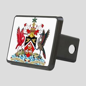 Trinidad and Tobago Coat Of Arms Rectangular Hitch