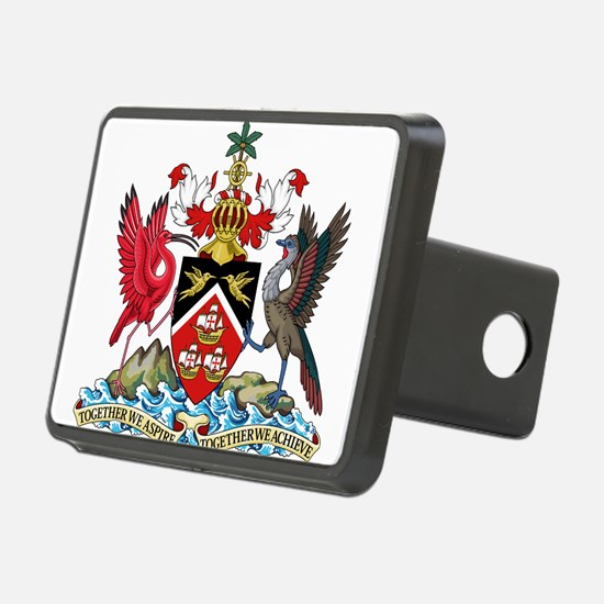 Trinidad and Tobago Coat Of Arms Hitch Cover