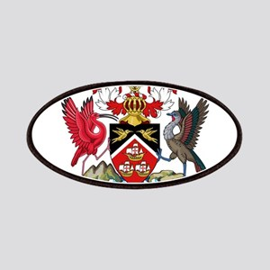 Trinidad and Tobago Coat Of Arms Patches