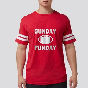 Sunday Funday Mens Football Shirt