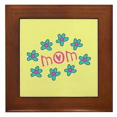 MOM Framed Tile