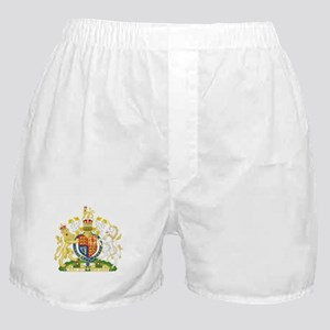 United Kingdom Coat Of Arms Boxer Shorts