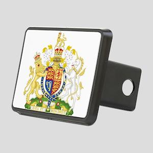United Kingdom Coat Of Arms Rectangular Hitch Cove