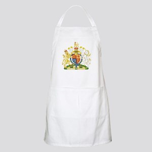United Kingdom Coat Of Arms Apron
