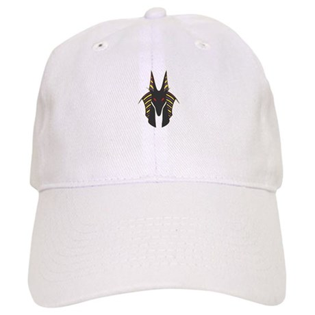 dfeab60d589 Anubis Baseball Cap by DTDdesigns
