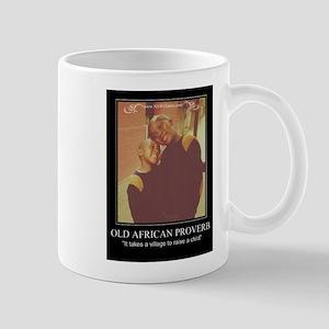 Old African Proverb Mug