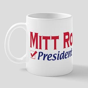 Mitt Romney 2008 Gear Mug