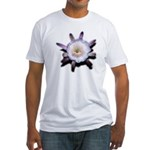 Monster Flower Fitted T-Shirt