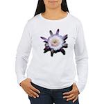 Monster Flower Women's Long Sleeve T-Shirt