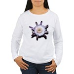 Monster Flower Women's Long Sleeve T-Shirt