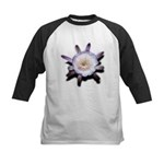 Monster Flower Kids Baseball Jersey