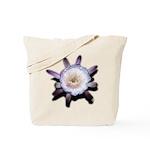 Monster Flower Tote Bag