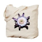 Monster Flower Tote Bag
