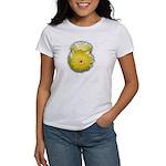 2 YELLOW BARREL CACTUS FLOWERS Women's T-Shirt