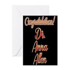 Congratulations 2 Greeting Card