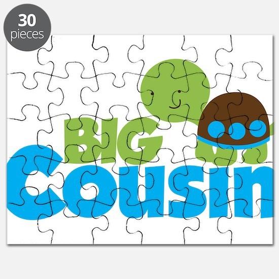 Boy Turtle Big Cousin Puzzle