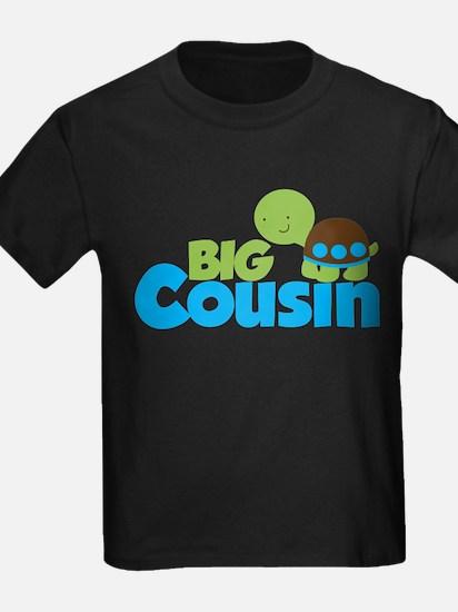 Boy Turtle Big Cousin T