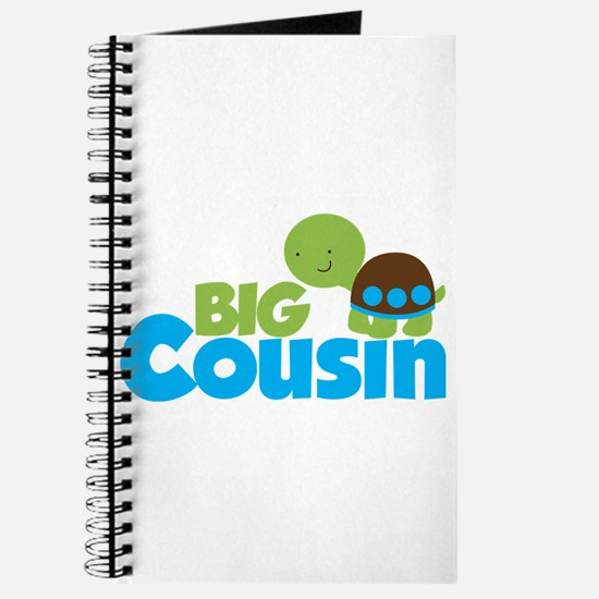 Boy Turtle Big Cousin Journal