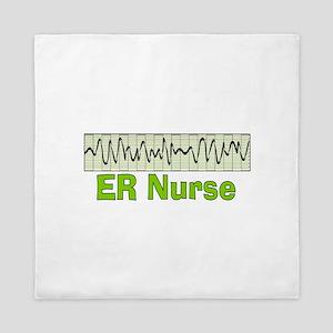 ER Nurse 2 Queen Duvet