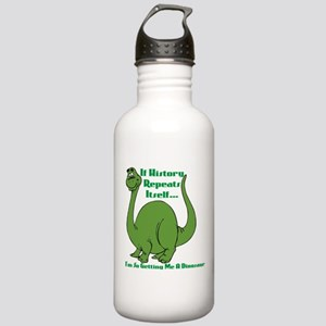 History repeats itself Stainless Water Bottle