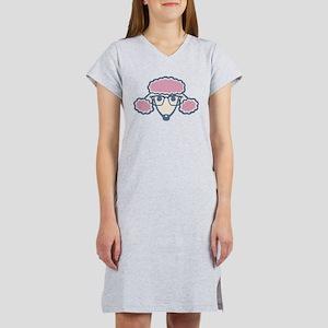 Poodle Nerd Women's Nightshirt