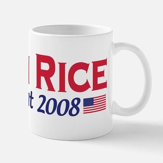 Condi Rice 2008 Gear Mug