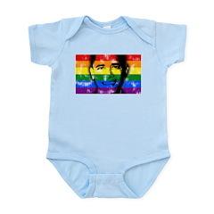 LGBT for Obama Infant Bodysuit