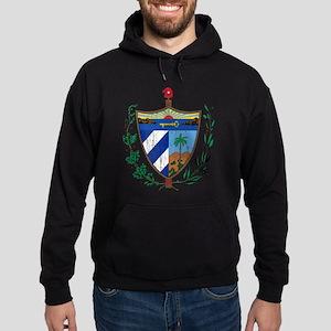 Cuba Coat Of Arms Hoodie (dark)