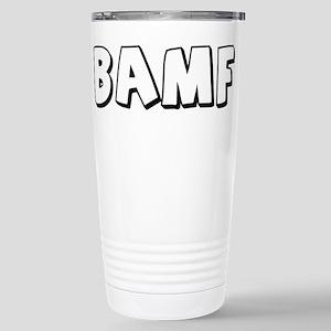 bamf Stainless Steel Travel Mug