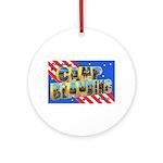 Camp Blanding Florida Ornament (Round)