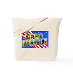 Camp Blanding Florida Tote Bag