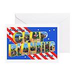 Camp Blanding Florida Greeting Cards (Pk of 10