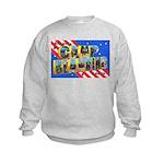Camp Blanding Florida Kids Sweatshirt
