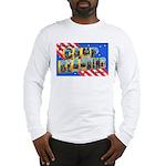 Camp Blanding Florida (Front) Long Sleeve T-Shirt