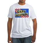 Camp Blanding Florida Fitted T-Shirt