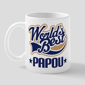 Papou (Worlds Best) Mug