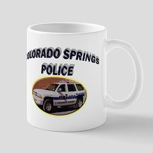 Colorado Springs Police Mug