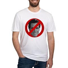 No Mitt Fitted T-Shirt