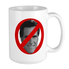 No Mitt Large Mug