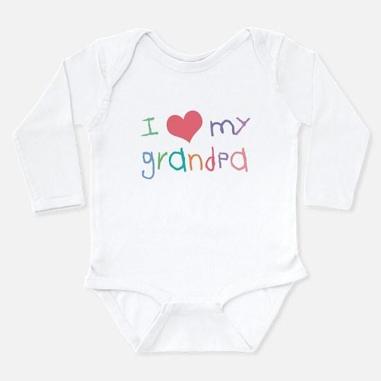 KidsLoveGrandpa Body Suit