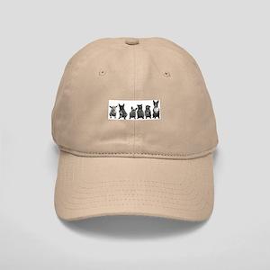 French Bulldog Lineup Cap