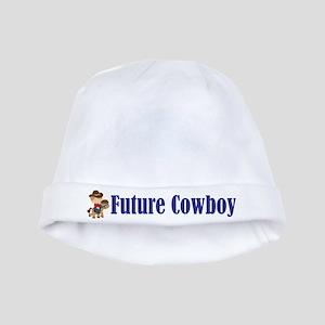 Future Cowboy Baby Hat Beanie Gift