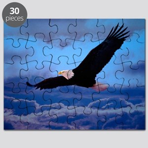 eagle Soaring High Puzzle