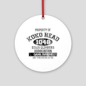 Property of Koko Head Stair Climbers Association O