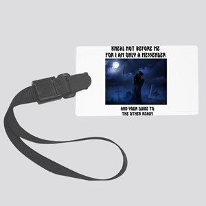 Reaper business Large Luggage Tag