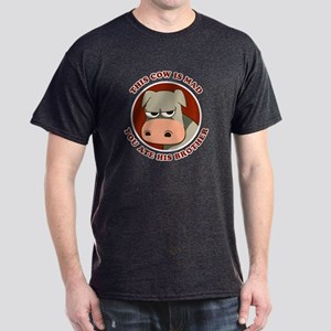 Angry Cow Dark T-Shirt
