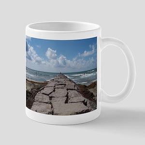 Galveston Jetty Mug